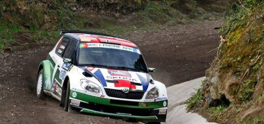 INTERNATIONAL RALLY CHALLENGE 2012 - RALLYE AÇORES