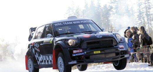 WRC Team Mini Portugal_Rally Sweden