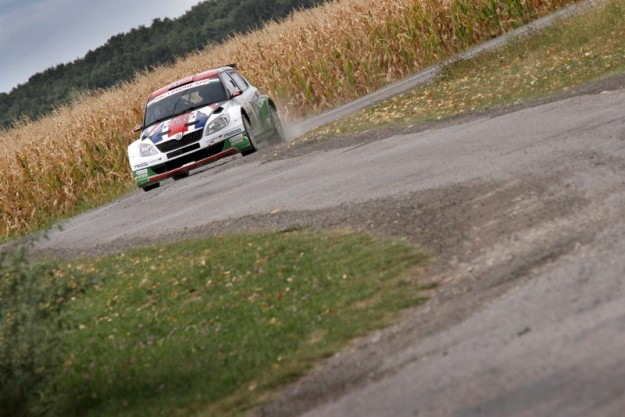 INTERCONTINENTAL RALLY CHALLENGE 2011- RALLYE HUNGARY