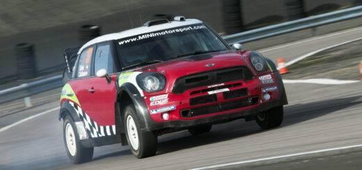 MINI WRC 01B