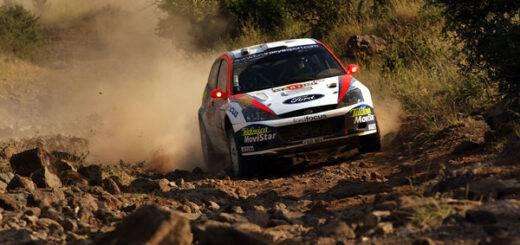 Safari Rally, Colin McRae