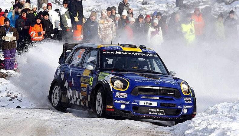 Prodrive boosts performance of MINI WRC - World Rally Blog