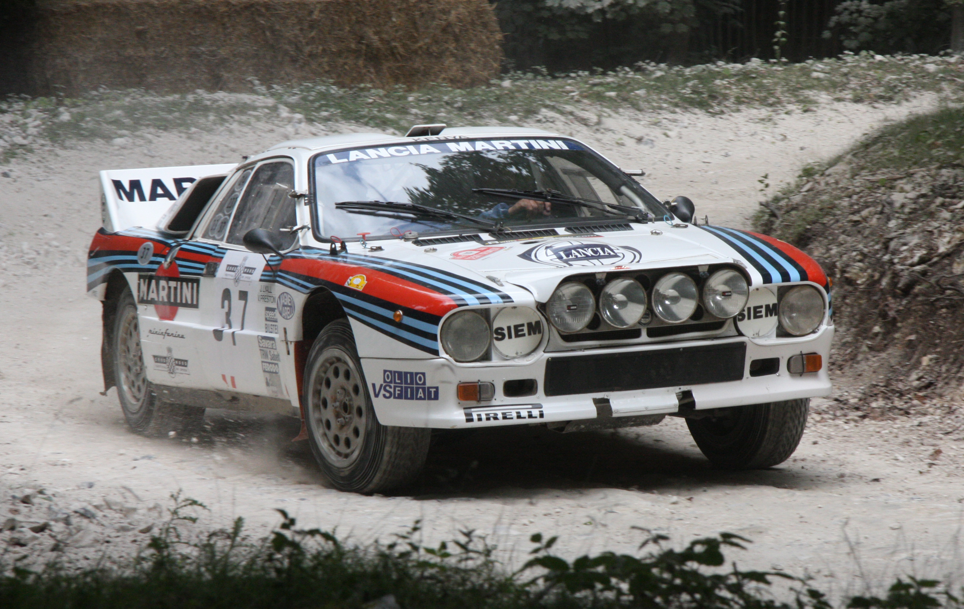 Guess What Lancia To Return To Wrc In 2014 World Rally Blog