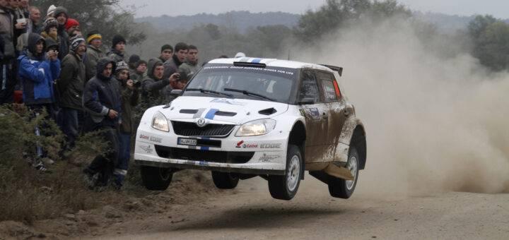 WRC Rallye Argentinien