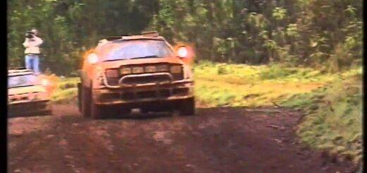 "Video: Safari Rally Kenya, 1991 – when ""W"" stood for wild"