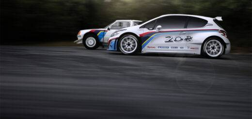 Peugeot 205 T16 & Peugeot 208 T16