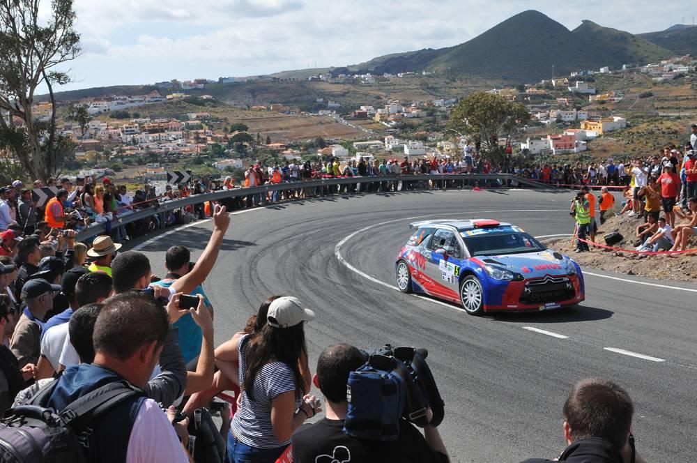 Rally Islas Canarias, 21-23 03 2013