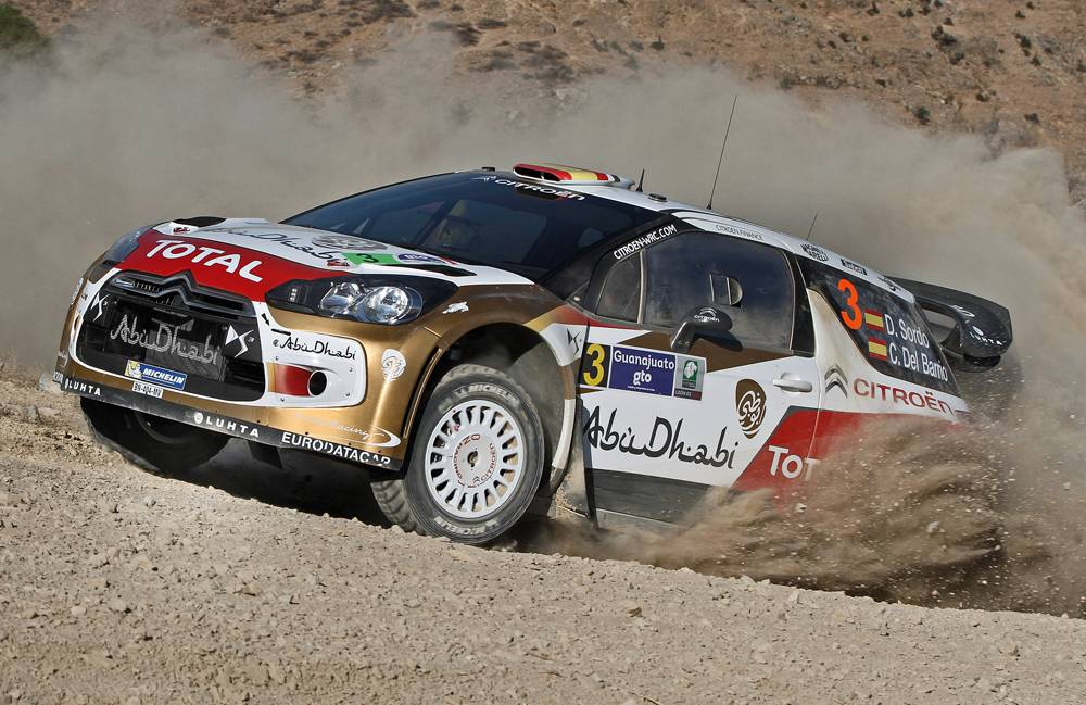 Exciting visuals on modern WRC cars (Citroën DS3 & VW Polo R WRC ...