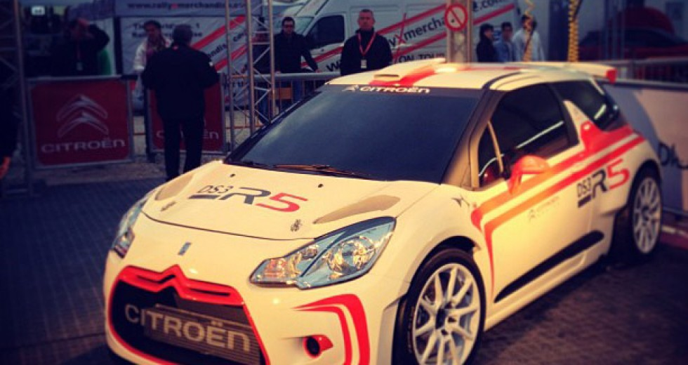 Citroën Racing unveils DS3 R5, Top Driver series is ready to go ...