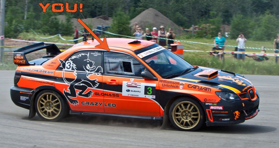 Crazy Leo Urlichich is looking for a co-driver, plans WRC assault ...