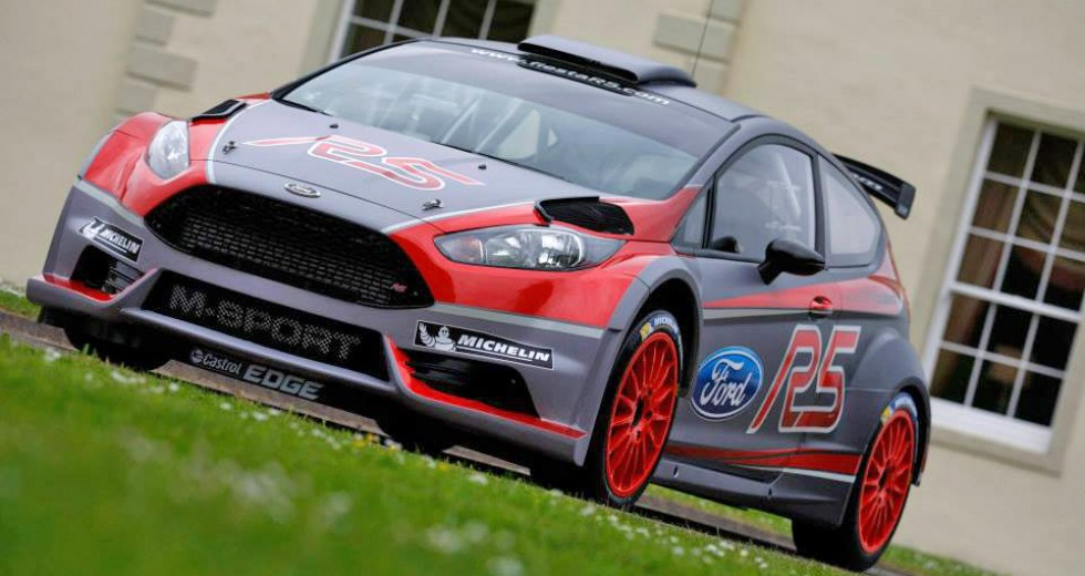 The R5 offensive continues - M-Sport presents the new Fiesta R5 ...