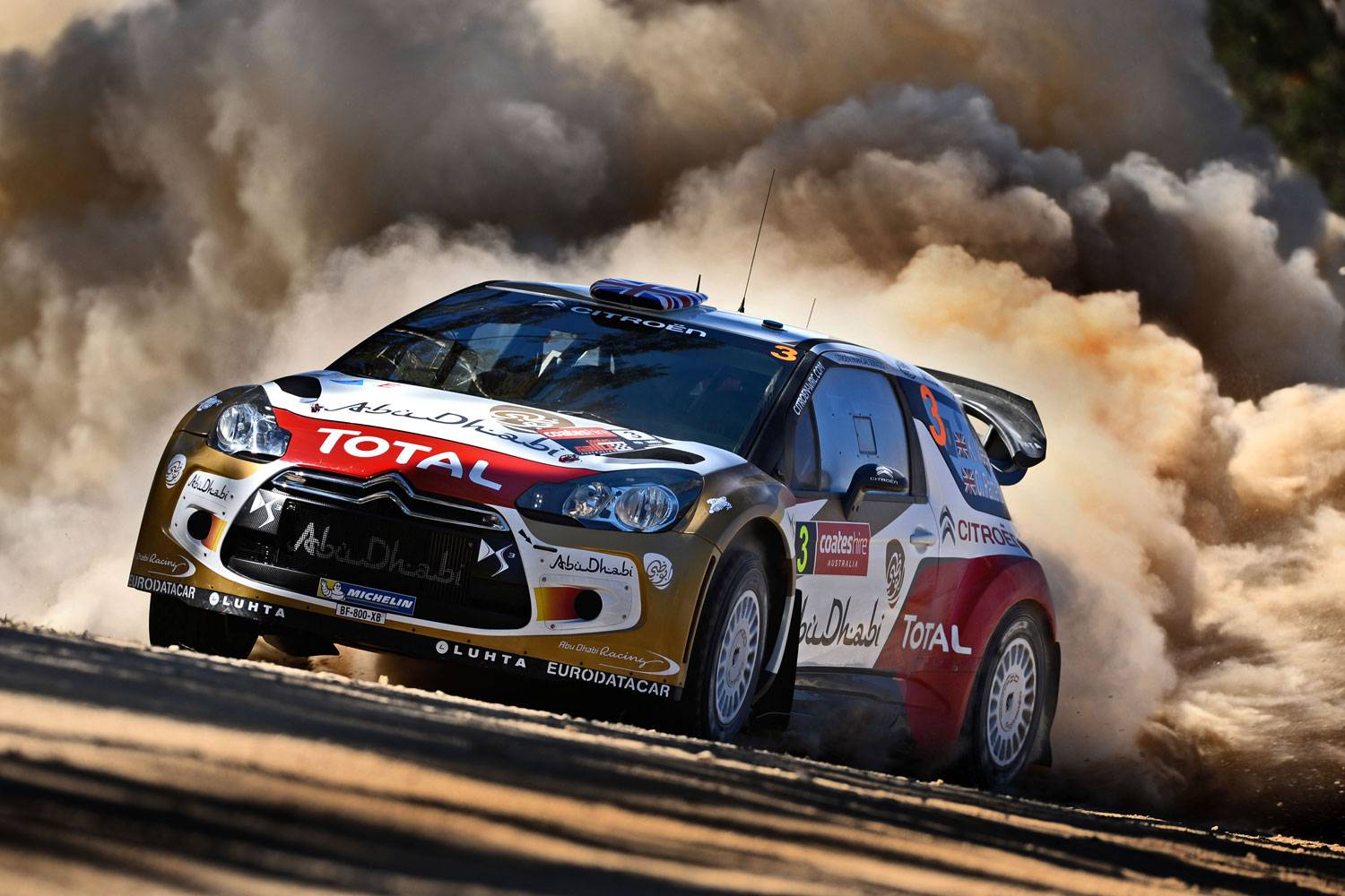 Is Rally Car Racing Still Going