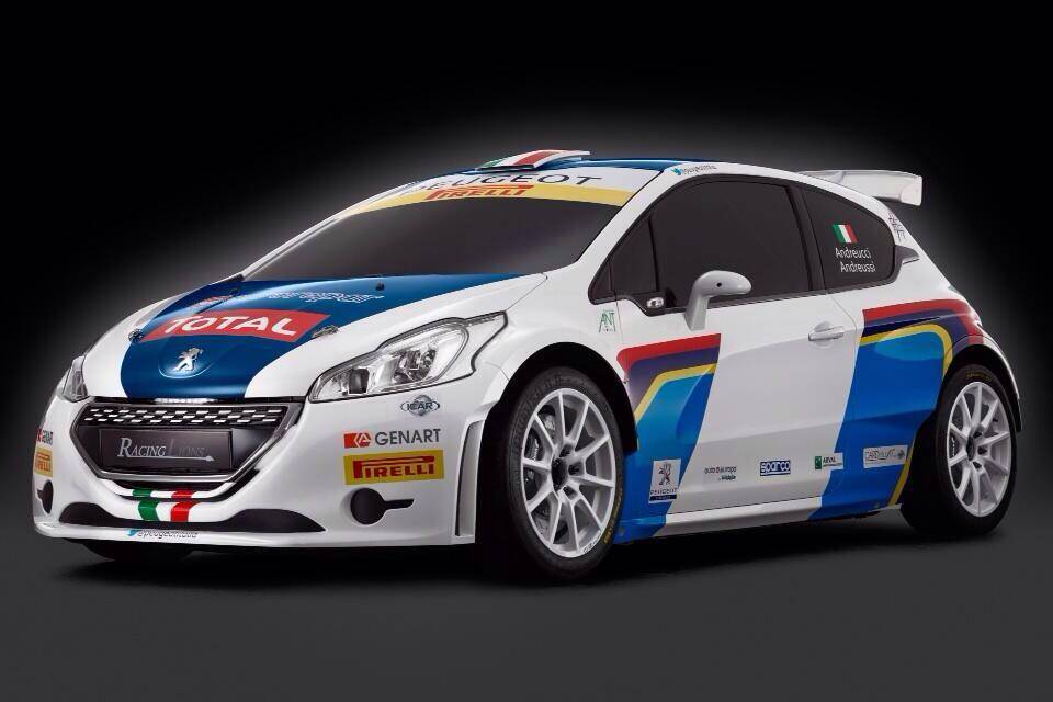 Seb Marshall Joins Kevin Abbring In The New Peugeot 208