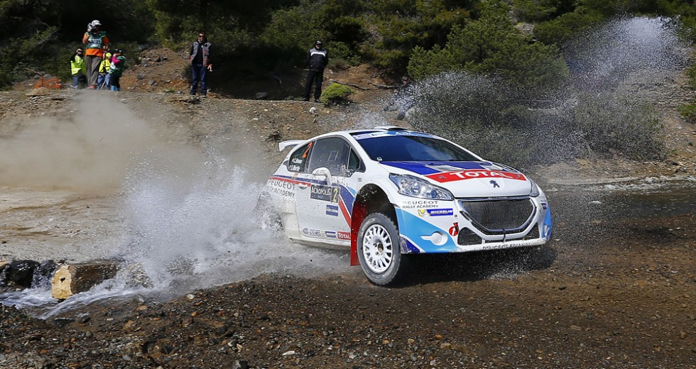 peugeot 208 t16 starts its career with a erc win world rally blog. Black Bedroom Furniture Sets. Home Design Ideas