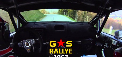 Video: Painful deceleration, Rebenland Rallye crash onboard