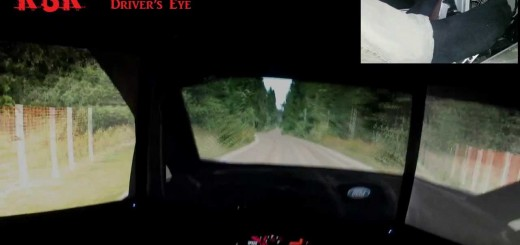 Video: Virtual Ouninpohja, RBR physics and driver's eye view – wow!