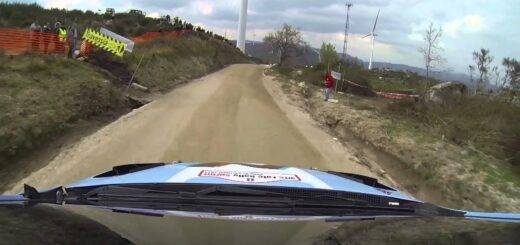 Fantastic Fafe Rally Sprint onboard with Dani Sordo, Hyundai Motorsport