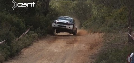 Video: Scenes from the Rally Portugal shakedown