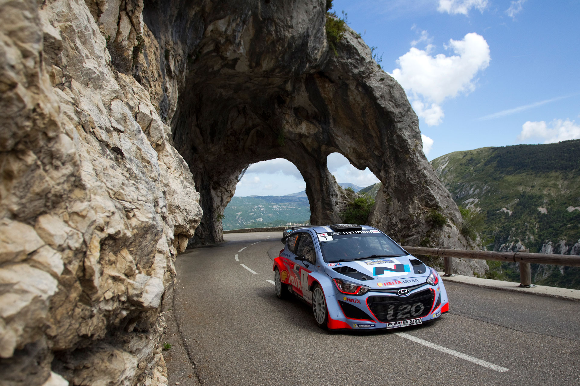 Bouffier Wins Rallye Antibes While On Test Duty For