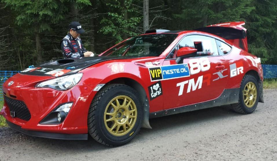 Akio Toyoda Explains The Gt86 Quot Wrc Quot And More World Rally