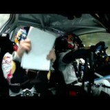 Ogier's second off in Germany was scary