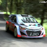 Video: Neuville & Bouffier tarmac test – are there bad sides to their job?
