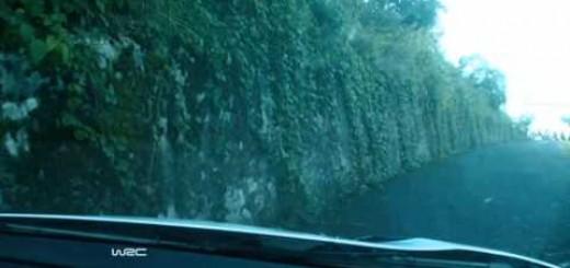 Videos of Jari-Matti Latvala and Kris Meeke crashing out of Rally Germany
