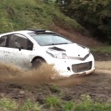 Yet another Toyota Yaris WRC test video