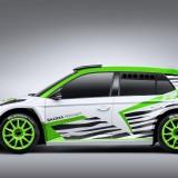 141126 SKODA Fabia R 5 Concept Car Essen 002