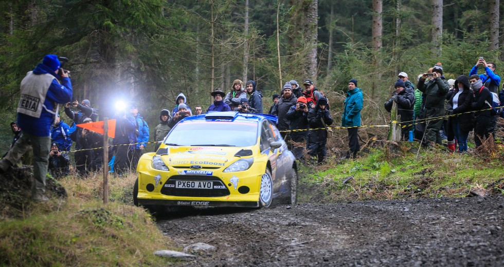 British Rally Championship returns to 4WD cars in 2016 - World Rally ...