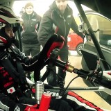 Video: Toyota's president needs no introduction to rally cars