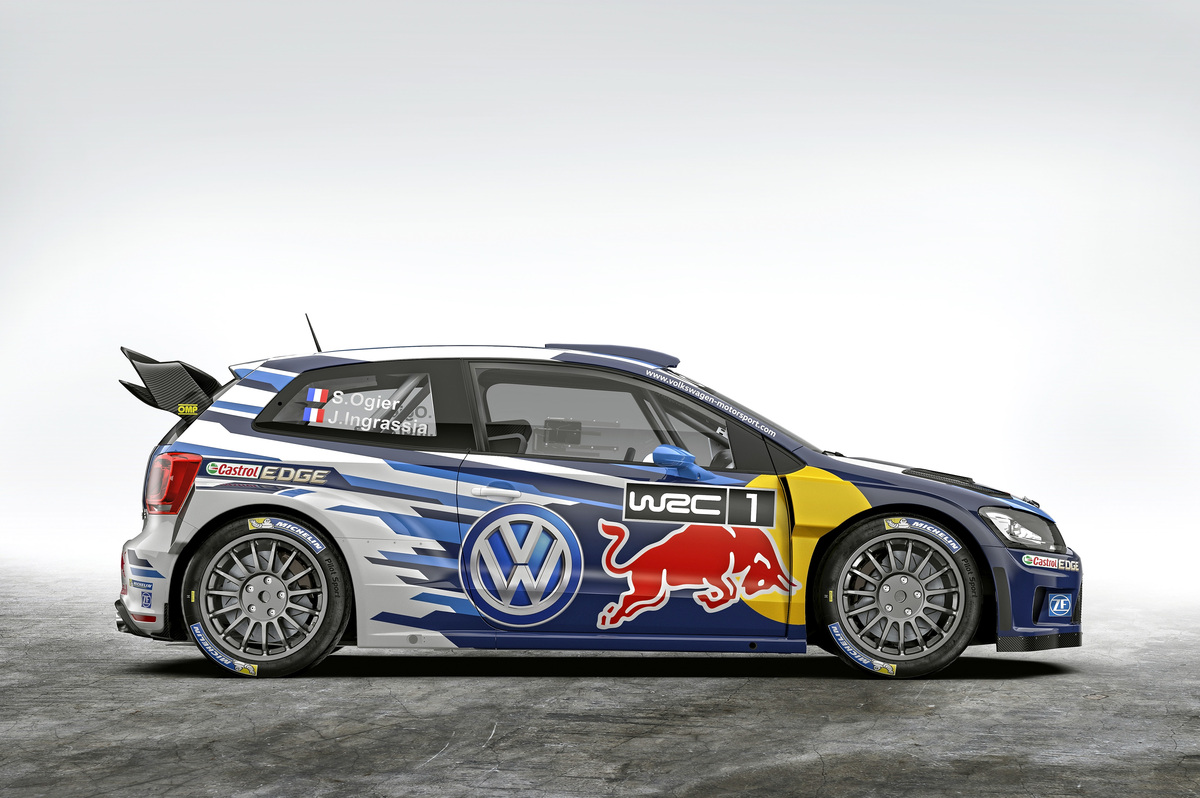 A Better Look At 2015 Volkswagen Polo R Wrc World Rally Blog