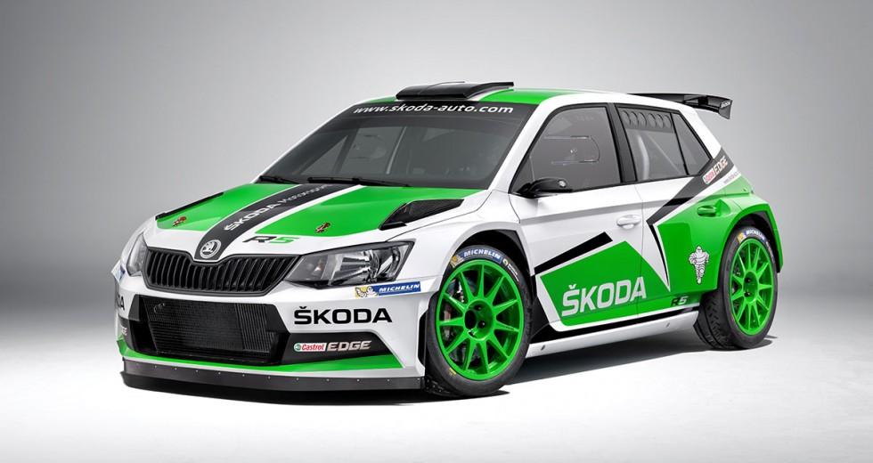 Škoda Motorsport confirms APRC, CZ and WRC2 programmes - World Rally ...