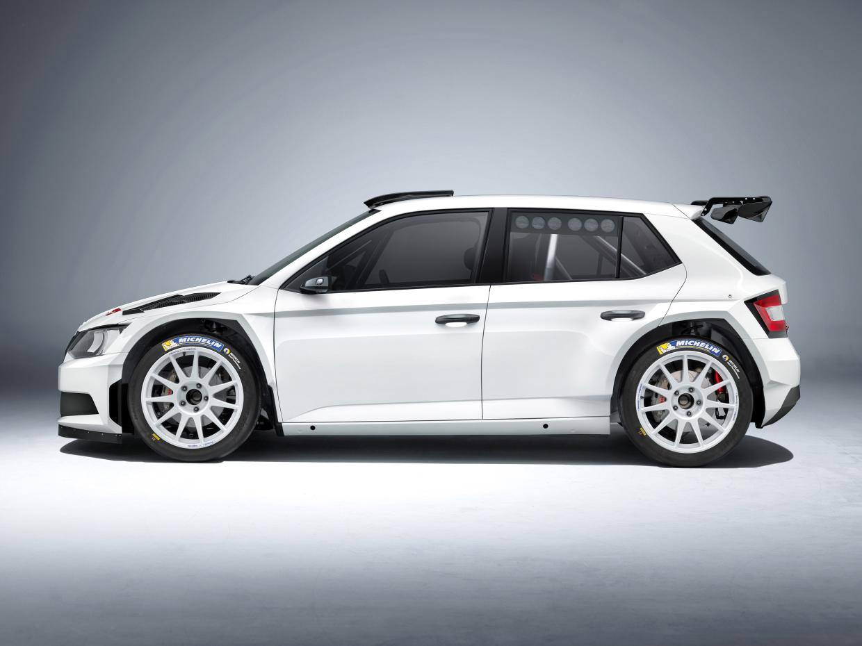 koda is back with the fabia r5 world rally blog. Black Bedroom Furniture Sets. Home Design Ideas