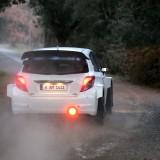 TMG Yaris WRC Test 19th-21st March 2014.  Italy.