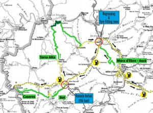 Rally Map RACC