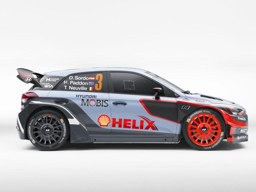 2016 Hyundai i20 WRC, this is it - World Rally Blog