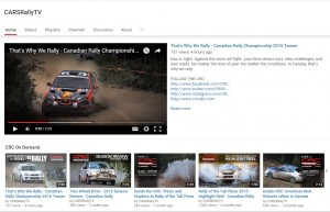 CRC YouTube