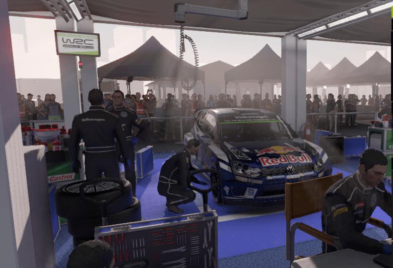 Service Area WRC6