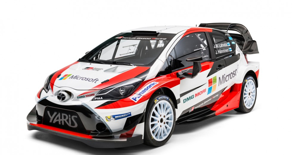 Toyota Yaris WRC breaks cover, with some driver names too - World ...